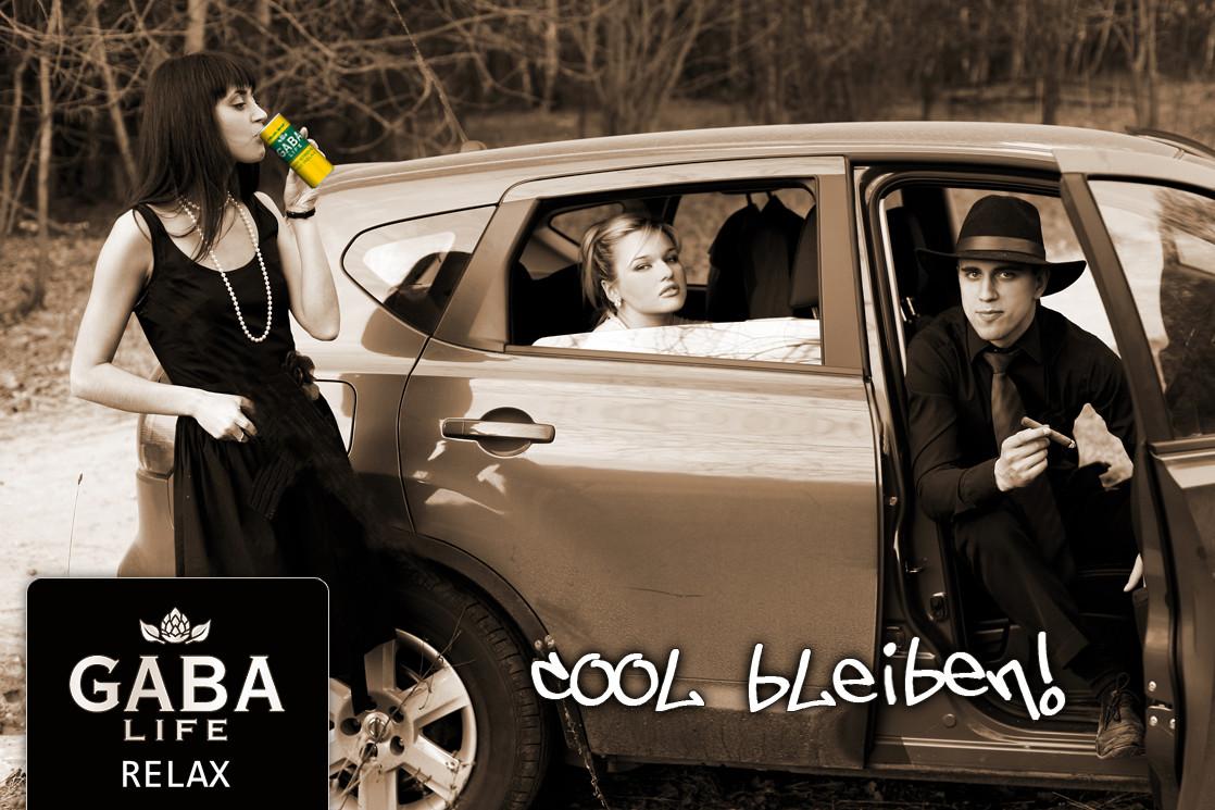 GABA LIFE - speziell entwickelt zum Stressabbau und zur Entspannung