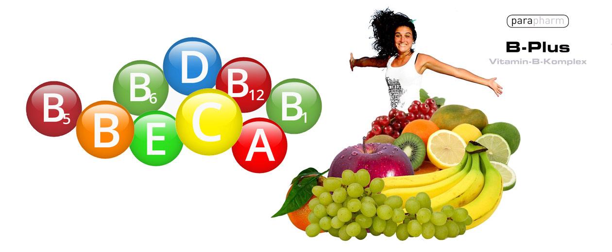 B-Plus - Vitamin-B-Komplex